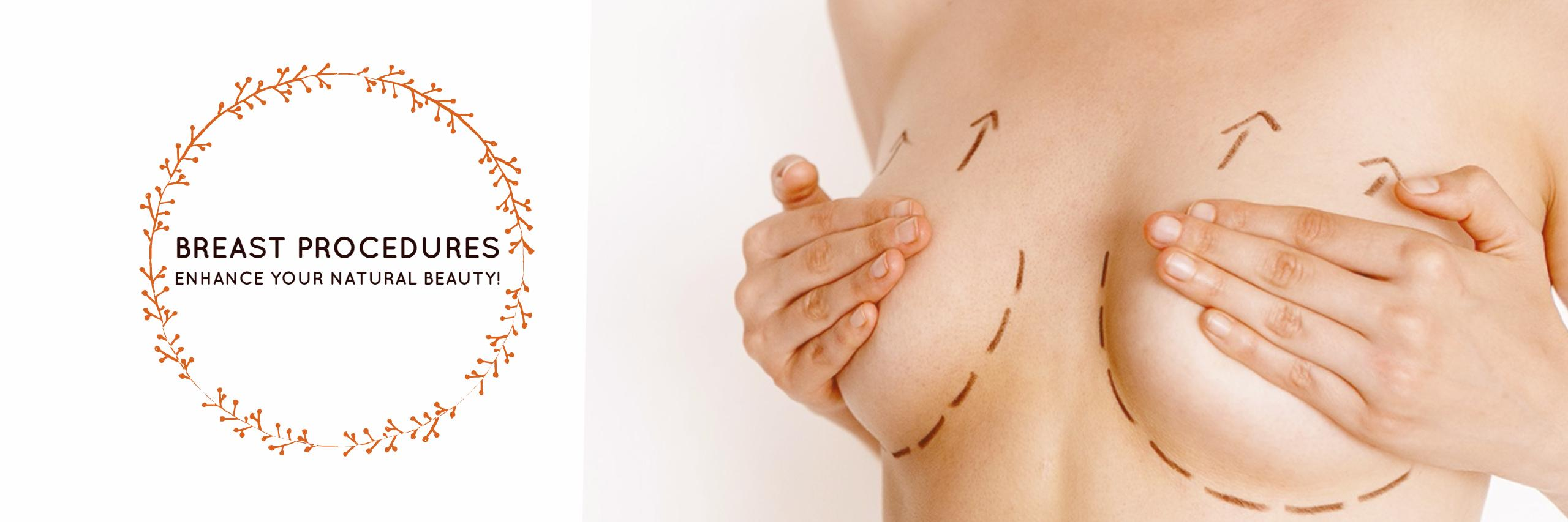 Body and Breast Procedures!